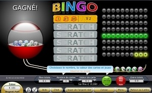 Bingo-grattage