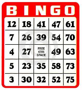 Bonus Bingo Gratuit